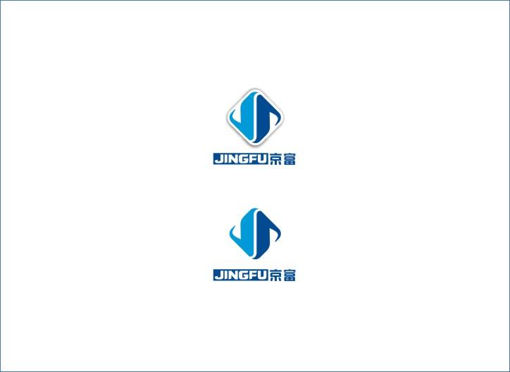 上海京富机电设备有限公司设计logo