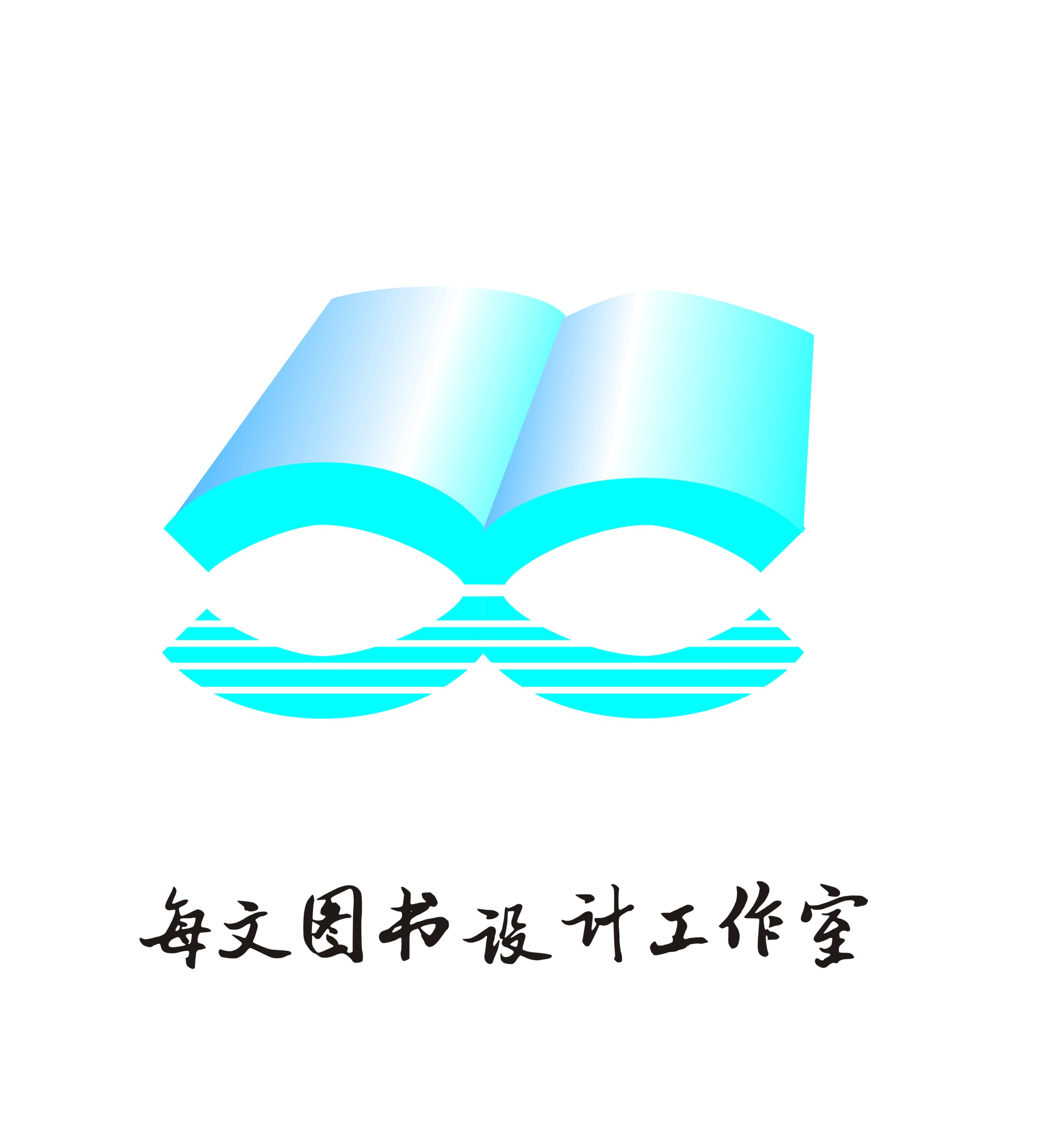 图书策划工作室logo设计