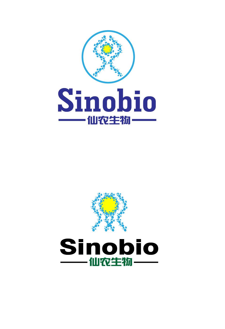 微生态生物科技公司logo 更新设计- 稿件[#2831598]