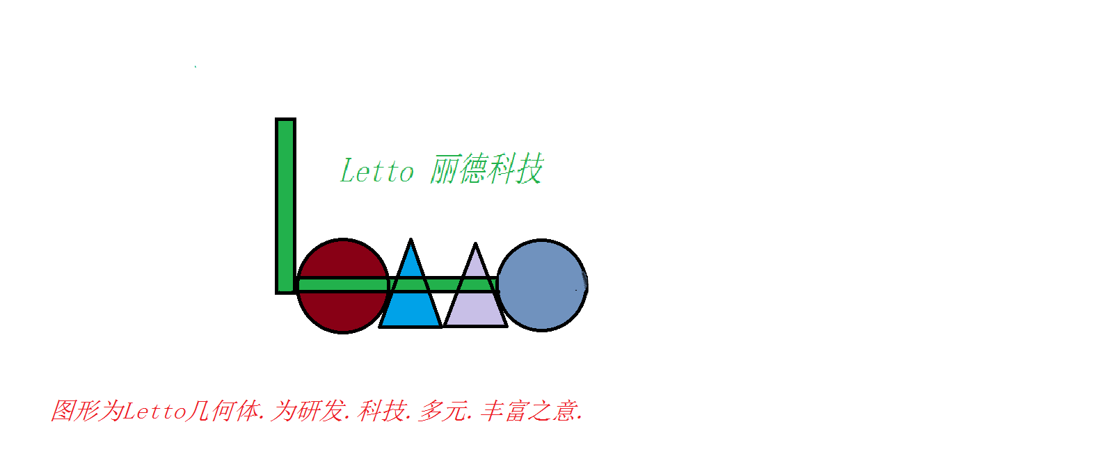 卓越手绘logo
