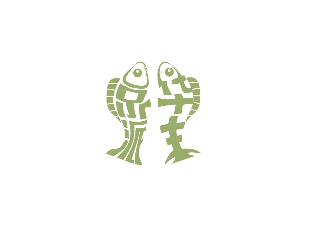 logo 象形字设计