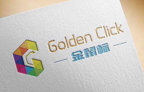 金鼠标 logo设计_2874832