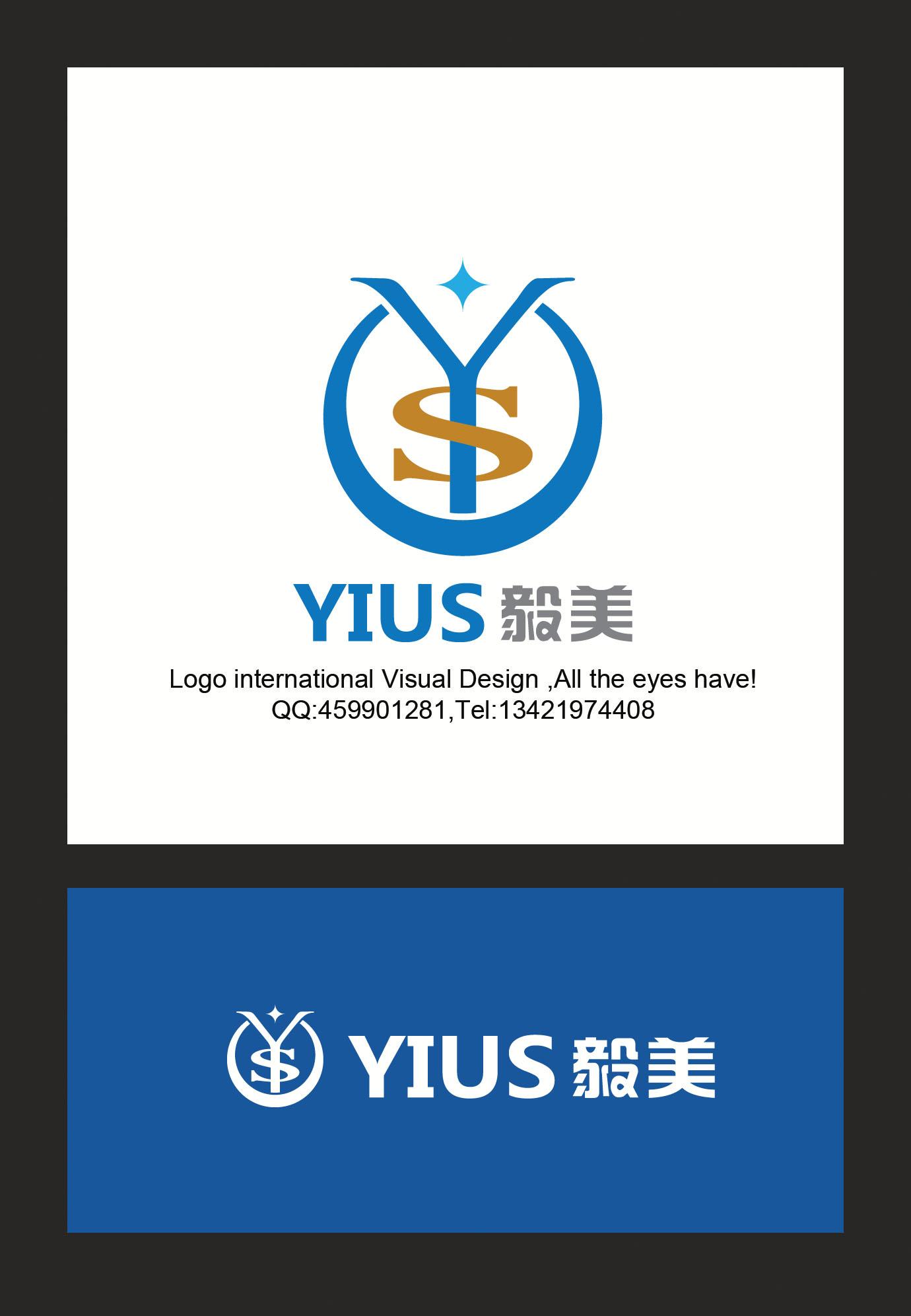 品牌logo/名片/背景墙/包装盒设计
