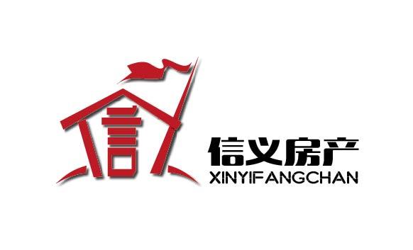 房产中介公司logo及名片设计