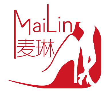 麦琳 女鞋品牌字体LOGO设计