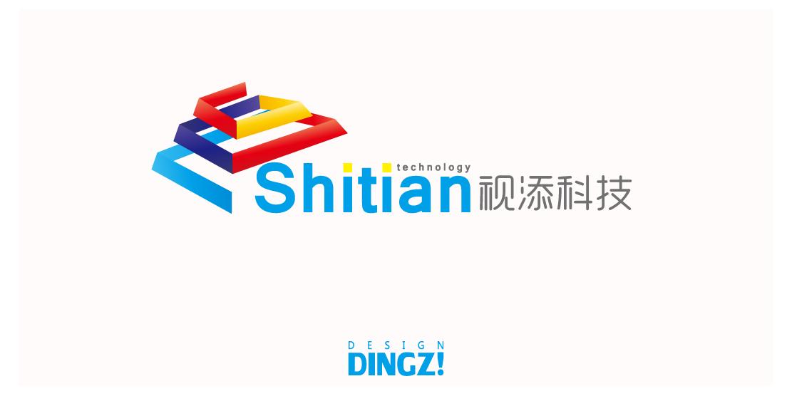 上海视添科技有限公司 LOGO及名片设计_2930001_k68威客网