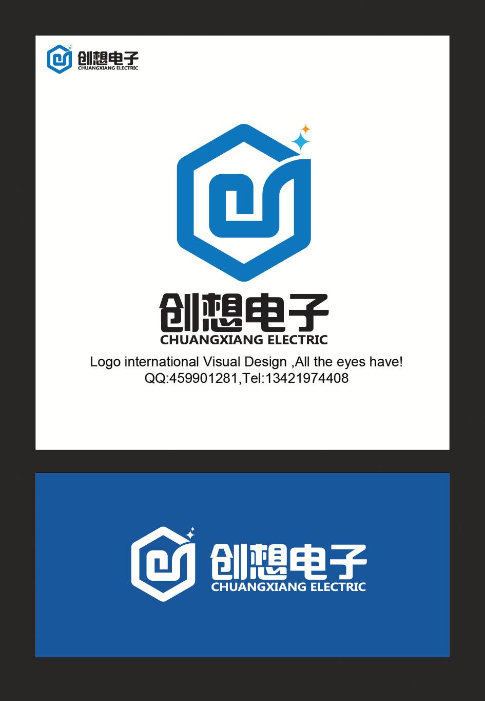 企业LOGO、名片设计_2935164_k68威客网
