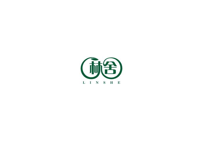 """设计""""林舍""""logo_2939784_k68威客网"""