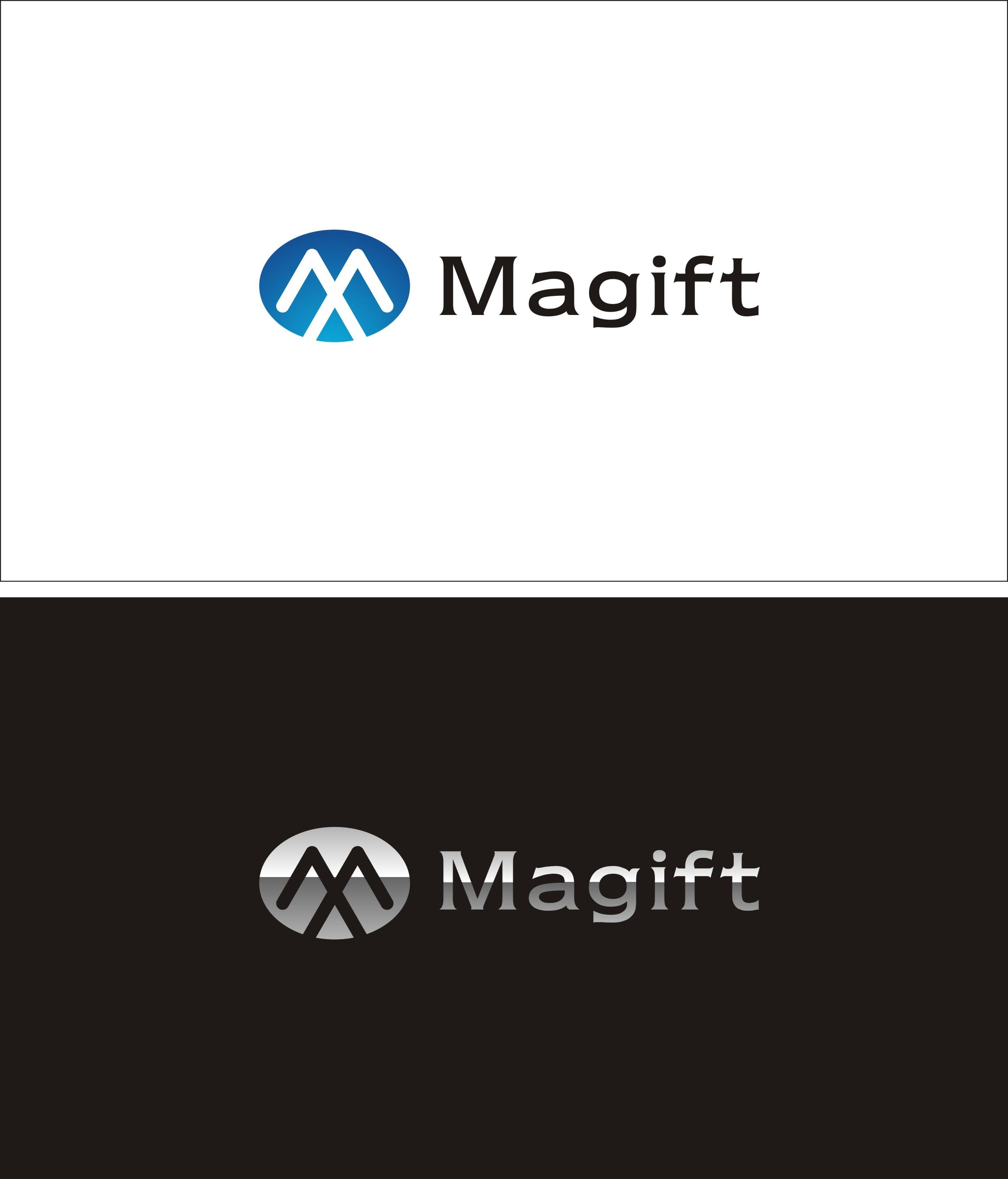 Magift蓝牙耳机品牌Logo设计_2943622_k68威客网