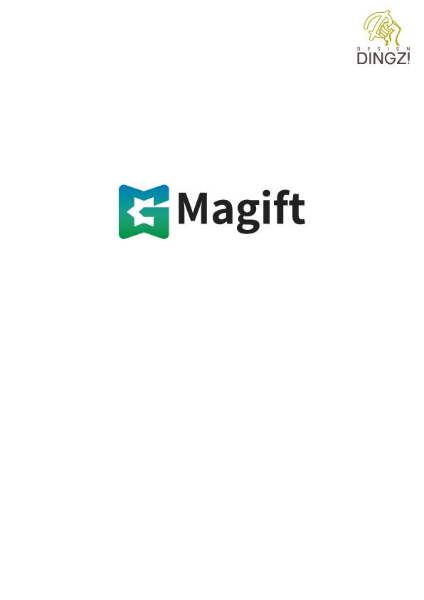 Magift蓝牙耳机品牌Logo设计_2943638_k68威客网