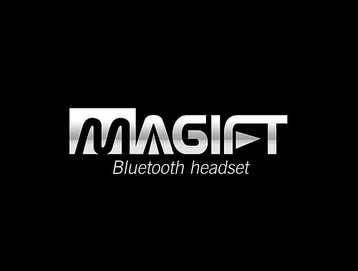 Magift蓝牙耳机品牌Logo设计_2943767_k68威客网