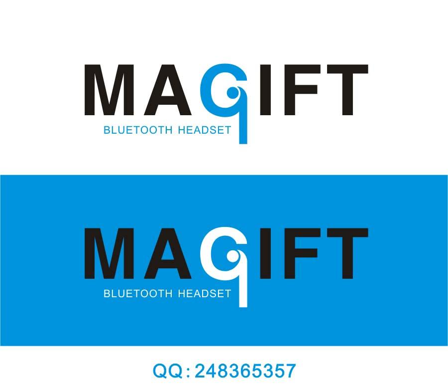 Magift蓝牙耳机品牌Logo设计_2943798_k68威客网