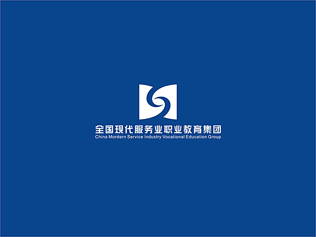 全国现代服务业职业教育集团logo设计_2947203_k68威客网