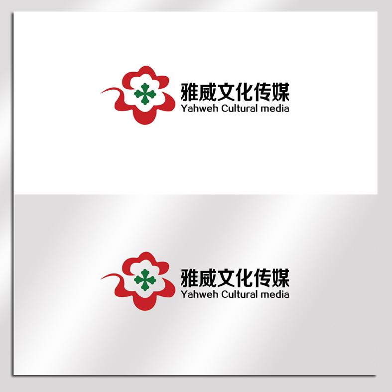 文化传媒公司logo设计_2953152_k68威客网