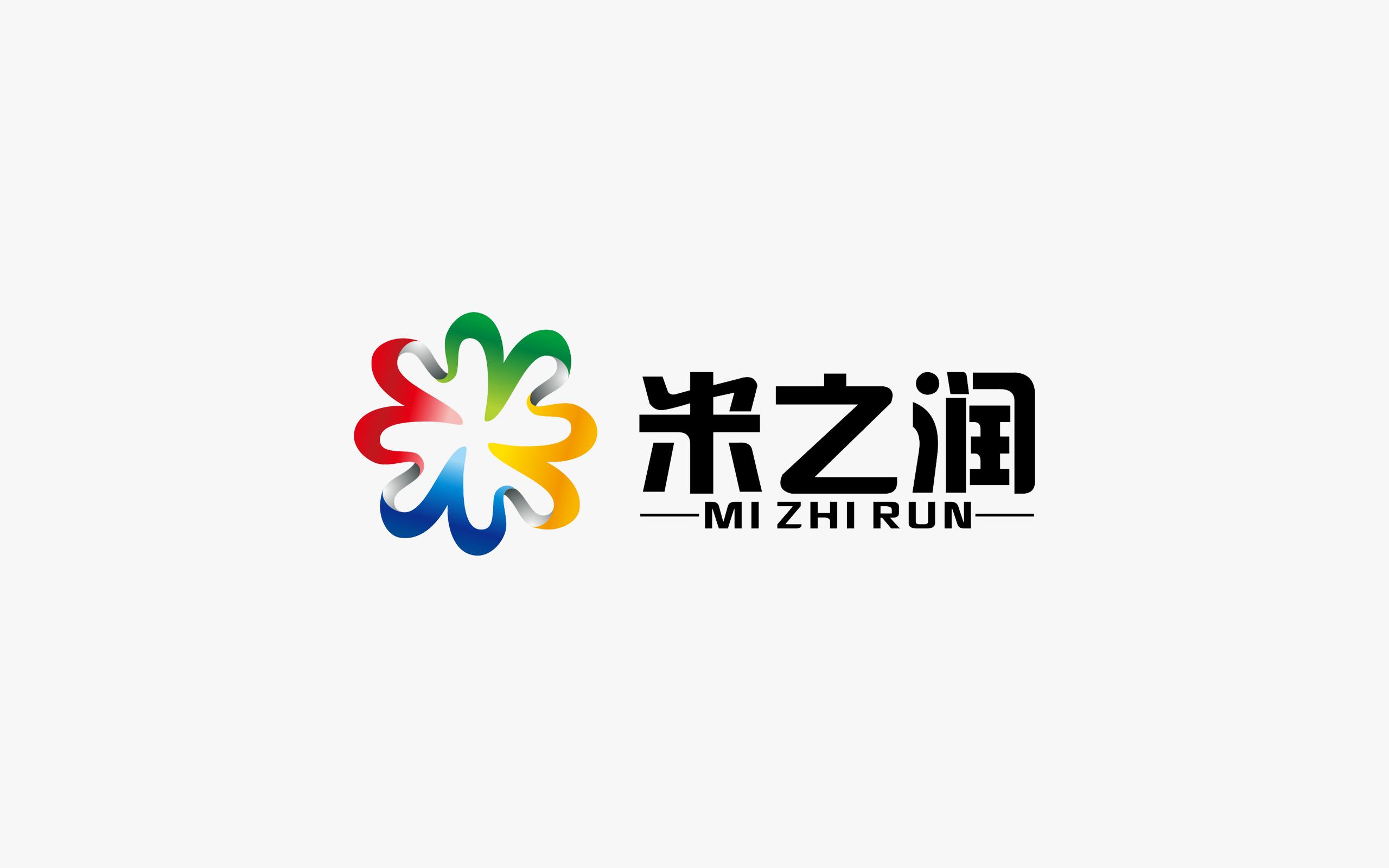 米之润logo设计_2955866_k68威客网