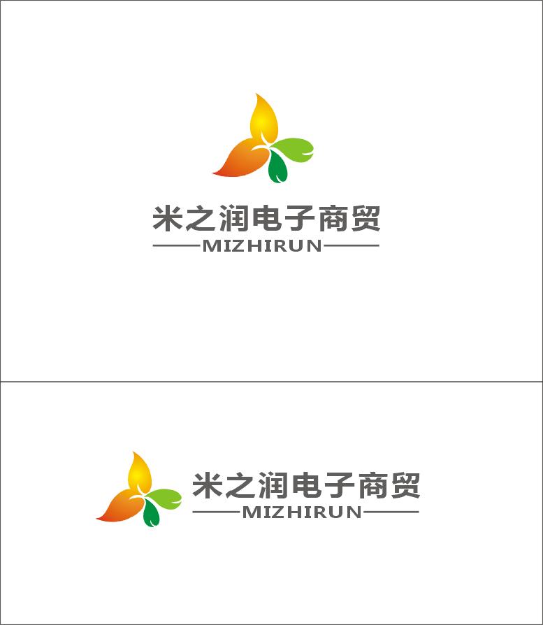 米之润logo设计_2955918_k68威客网