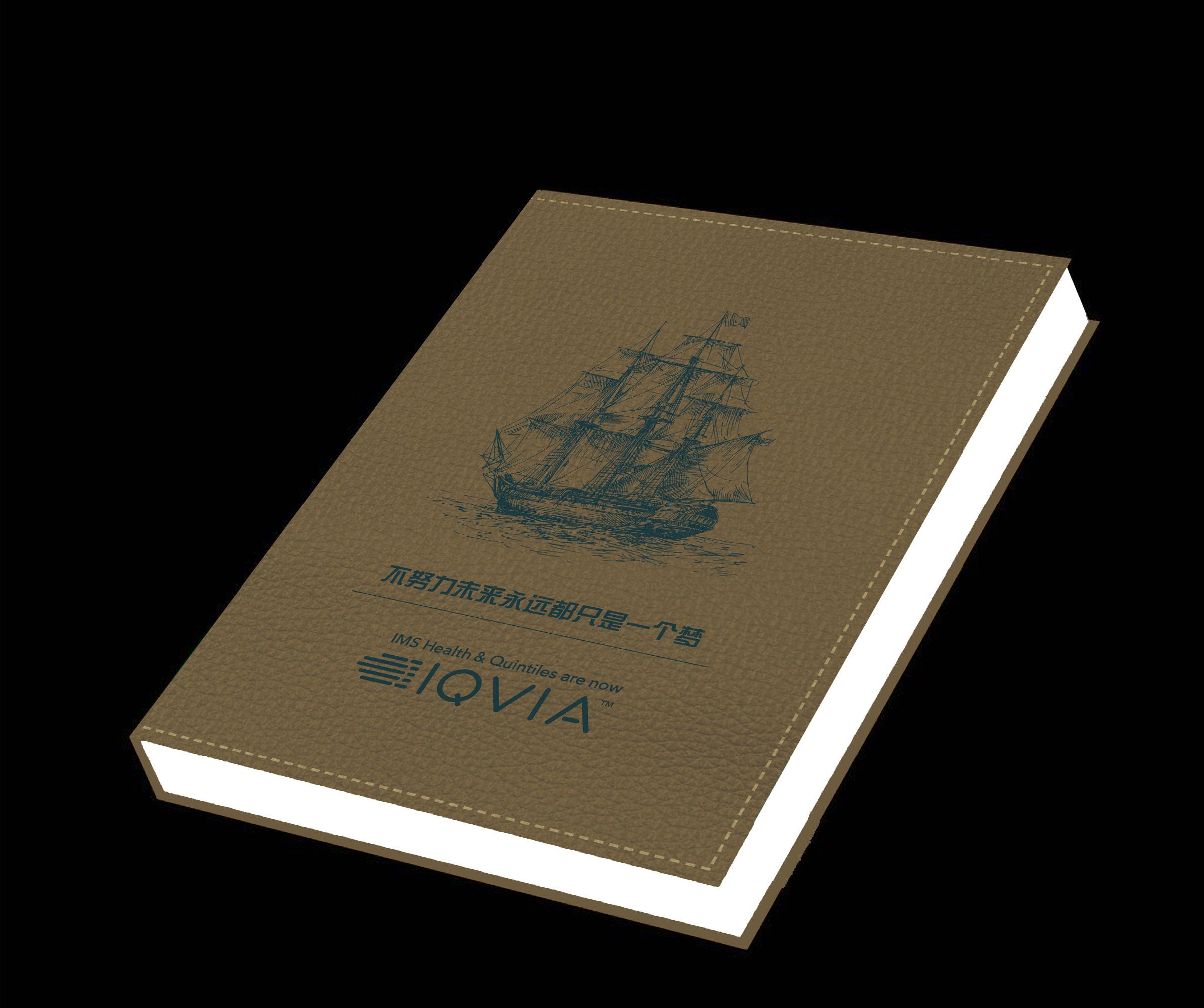 设计牛皮色笔记本封面和封底_2957207_k68威客网