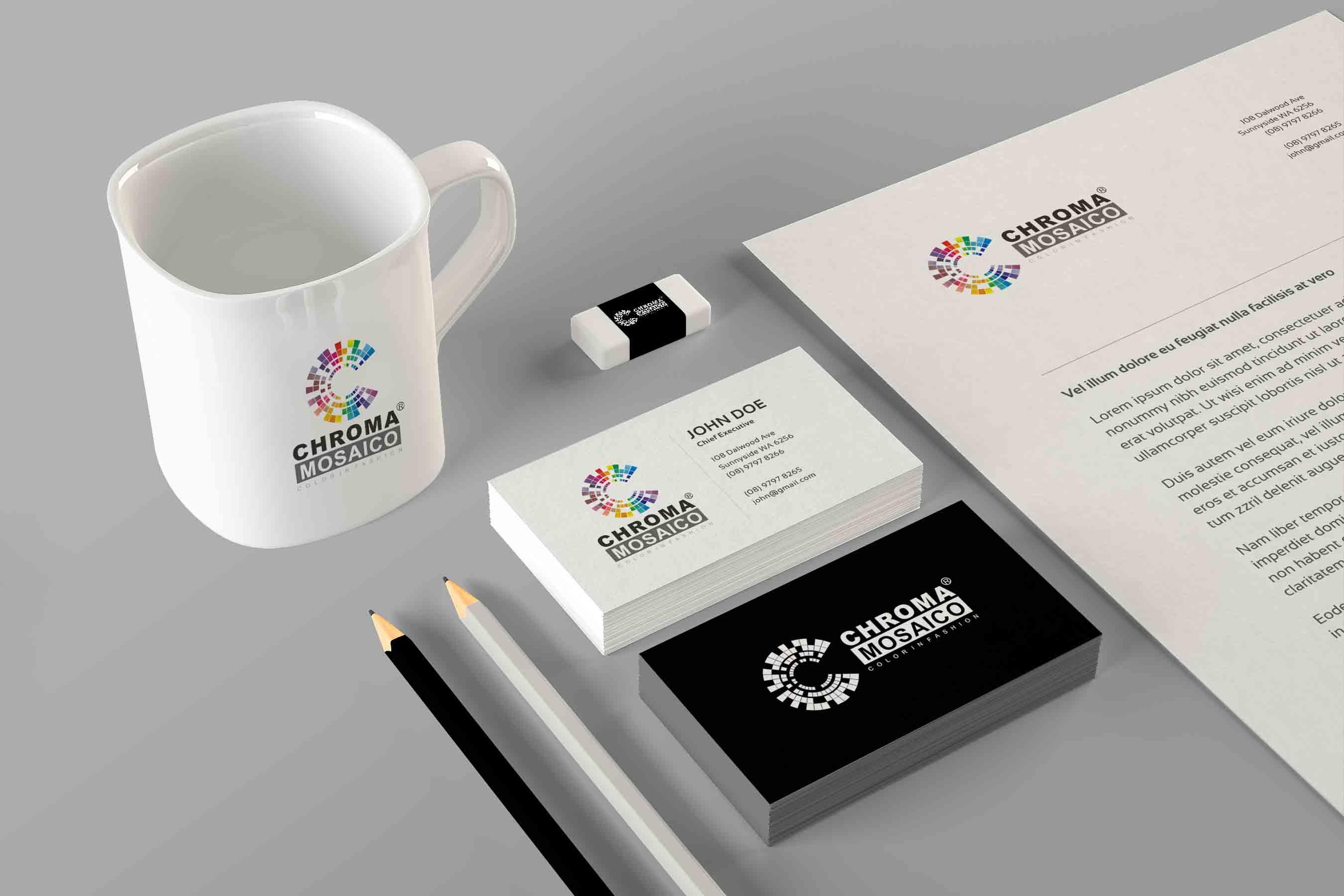 CHROMA 品牌logo设计_2957355_k68威客网