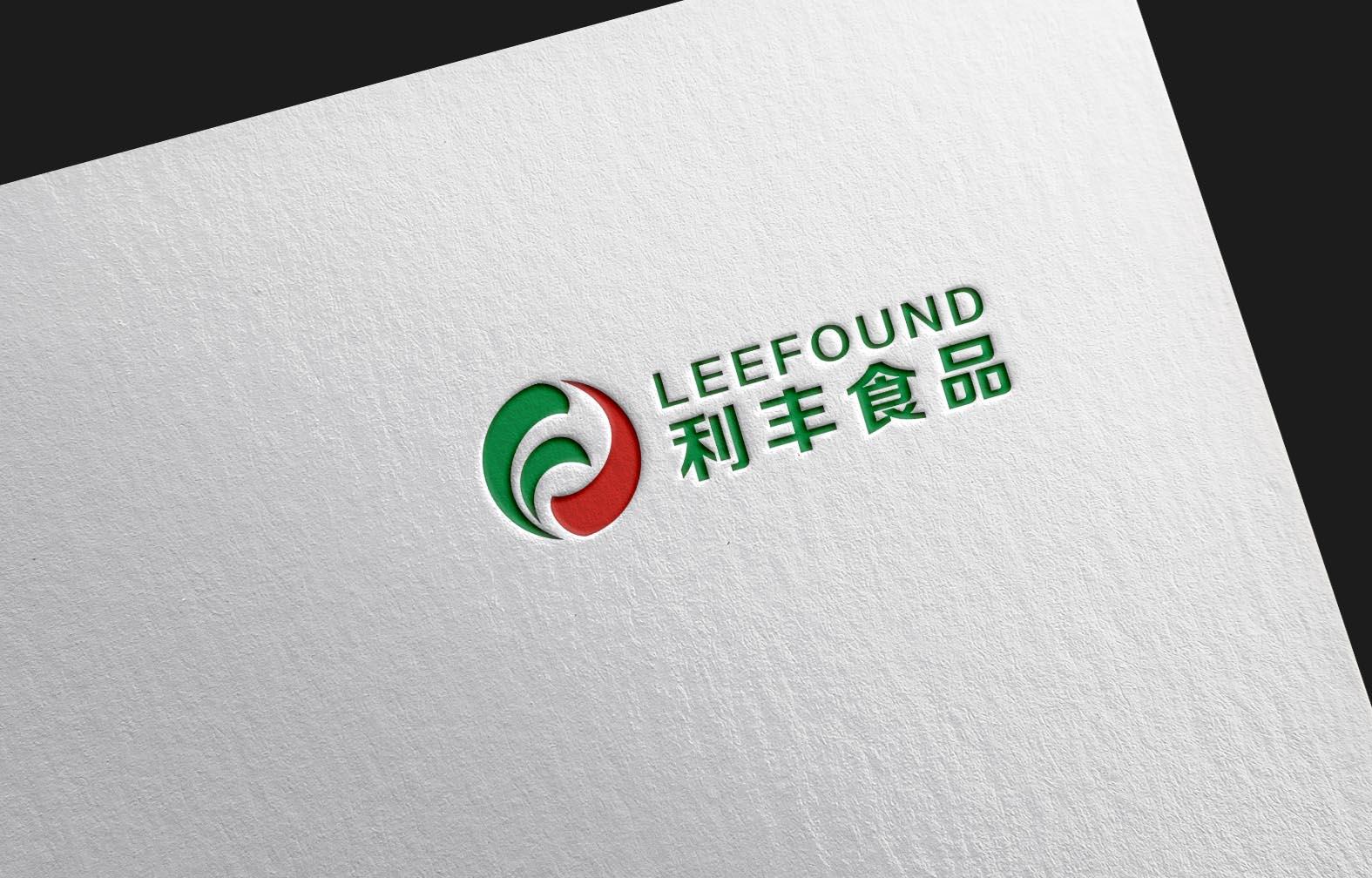 LEEFOUND公司LOGO设计_2958613_k68威客网