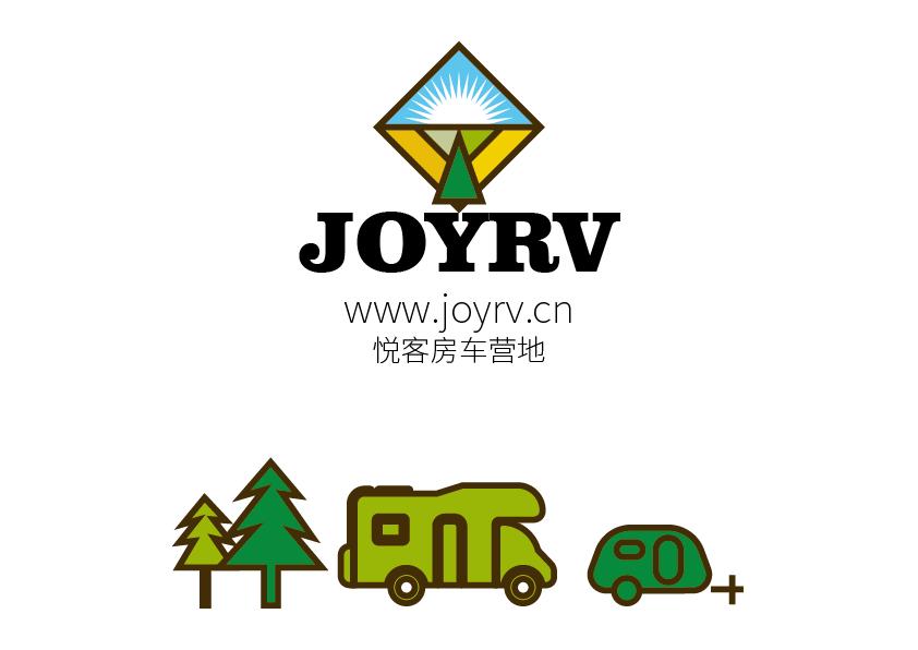 房车营地logo设计_2963578_k68威客网