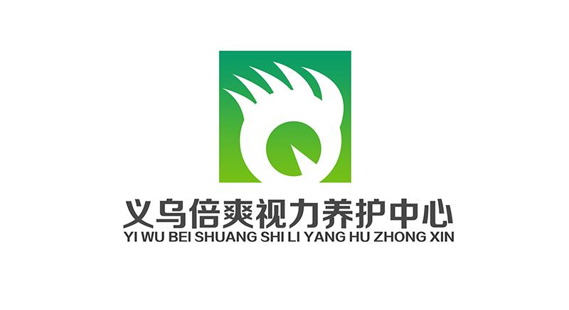 义乌倍爽视力养护中心logo设计_2994906_k68威客网