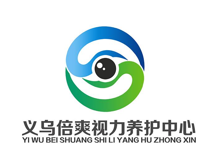 义乌倍爽视力养护中心logo设计_2994967_k68威客网
