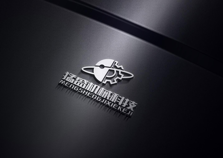 上海猛盛机械科技公司LOGO、广告语_2966062_k68威客网