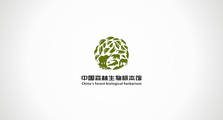 某生物博物馆logo设计_3019591_k68威客网