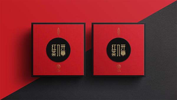开章红茶logo设计_2966768_k68威客网