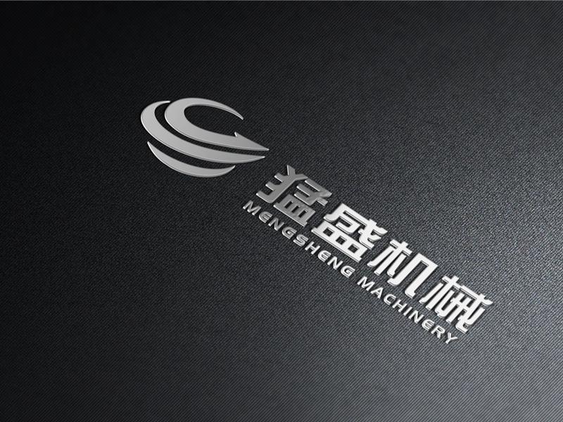 上海猛盛机械科技公司LOGO、广告语_2966035_k68威客网