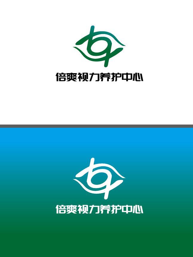 义乌倍爽视力养护中心logo设计_2994368_k68威客网