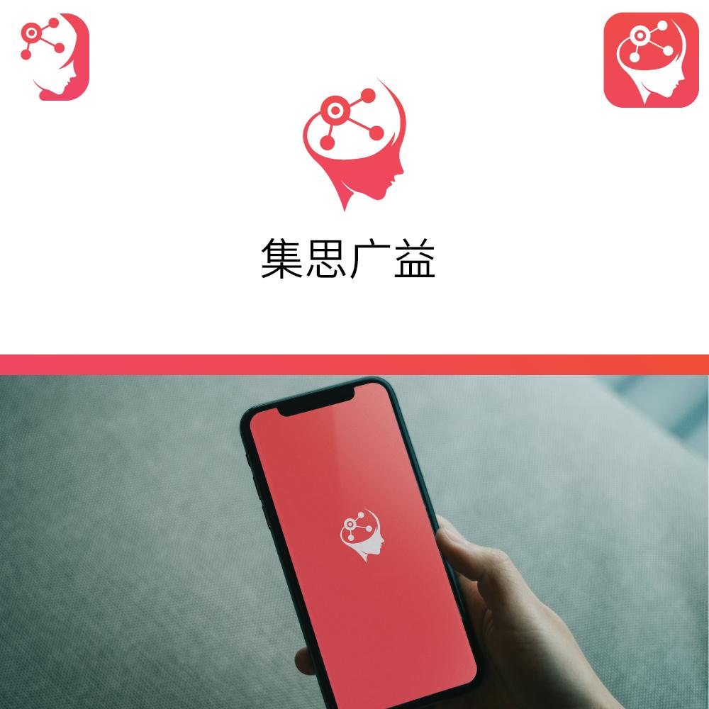 集思广益 logo 征集_2966356_k68威客网