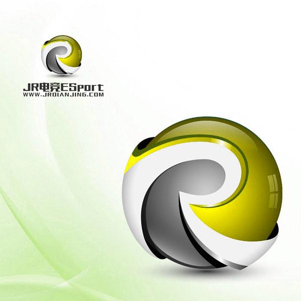 电竞平台Logo设计_2966408_k68威客网