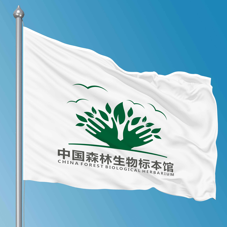 某生物博物馆logo设计_3018975_k68威客网