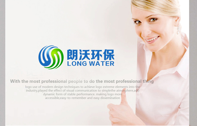 某环保科技有限公司logo商标设计_2961341_k68威客网