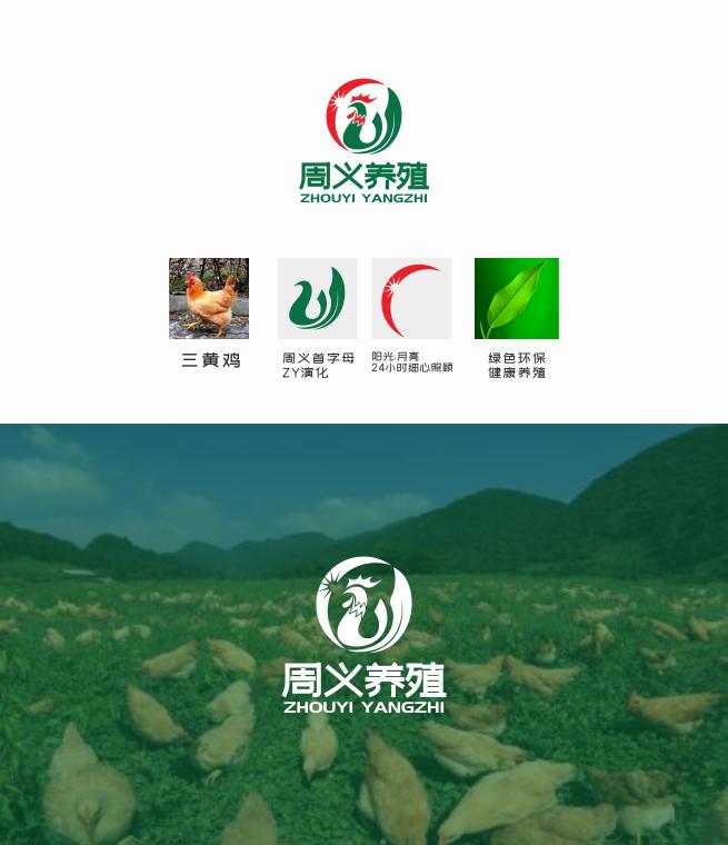 设计广西容县周义公司的LOGO_2964432_k68威客网