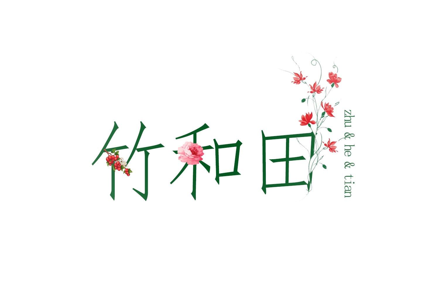竹和田字体logo、吊牌设计_2965714_k68威客网