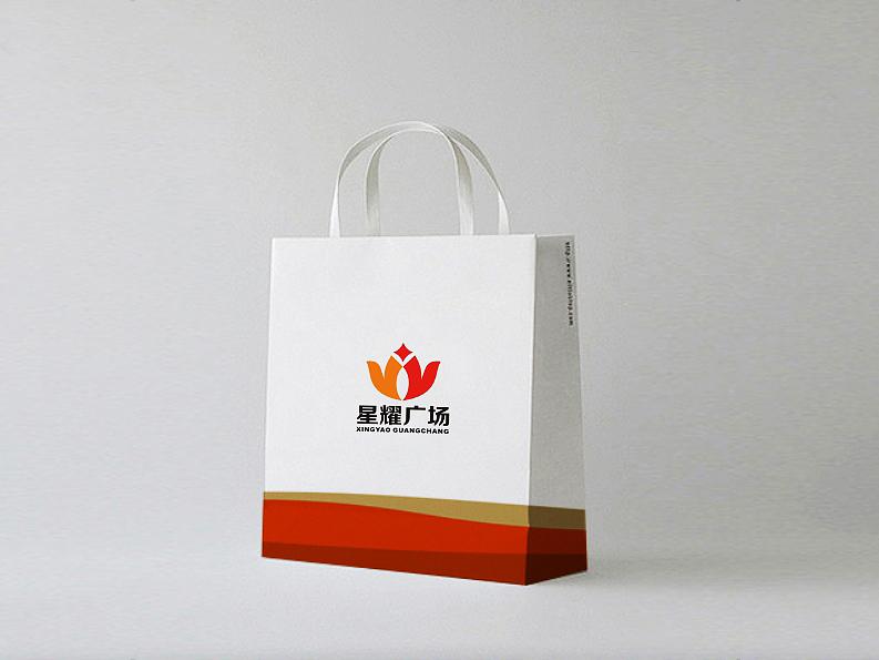 星耀广场Logo设计_3027436_k68威客网