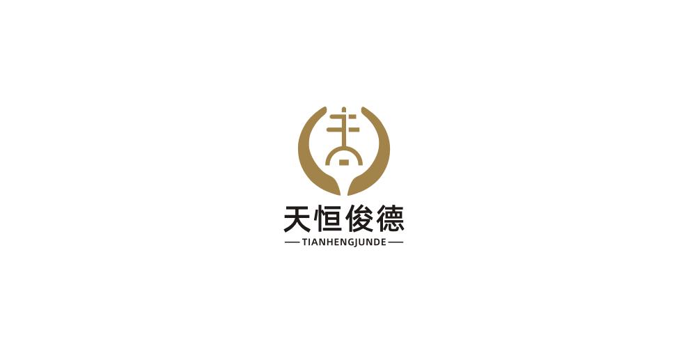北京天恒俊德物业管理有限公司LOGO_3030309_k68威客网