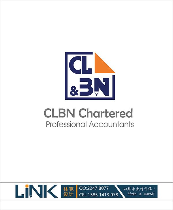 CLBN 公司Logo设计_3025254_k68威客网