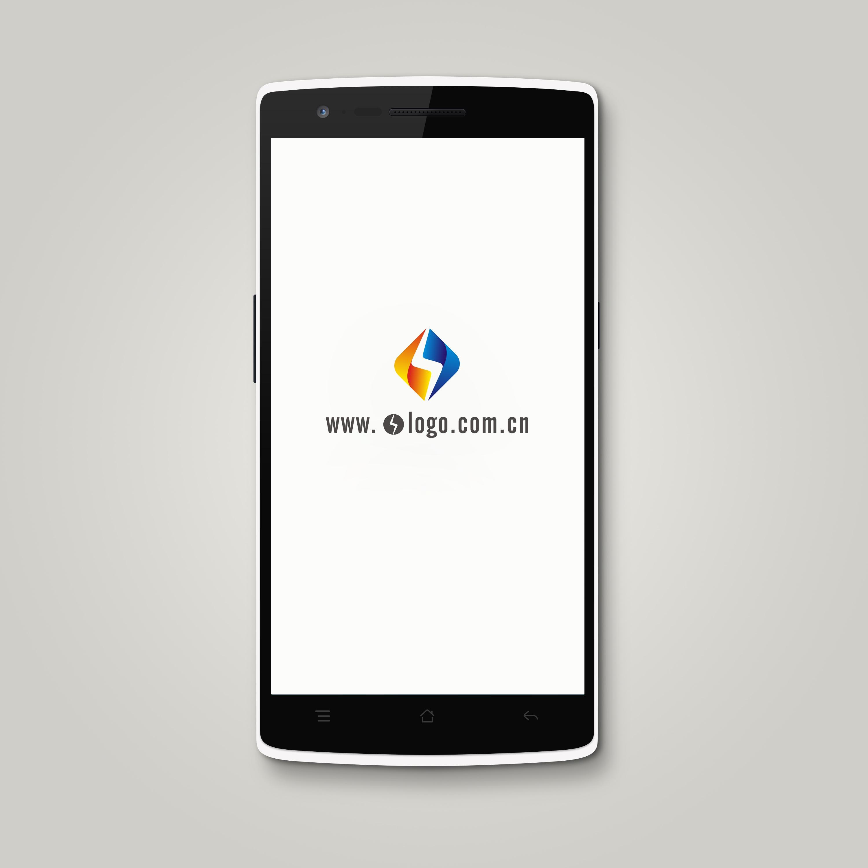 闪电logo设计_3028204_k68威客网