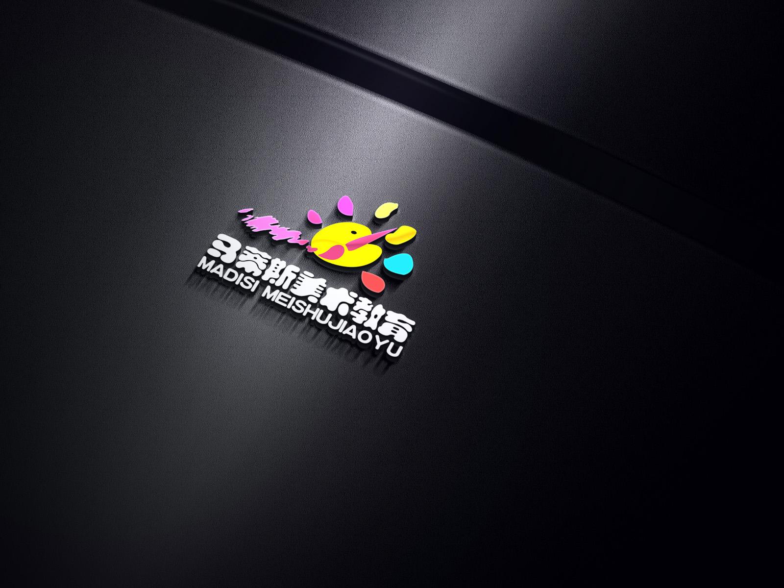 设计美术机构LOGO_3021549_k68威客网