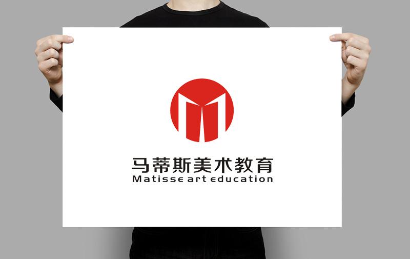设计美术机构LOGO_3021946_k68威客网