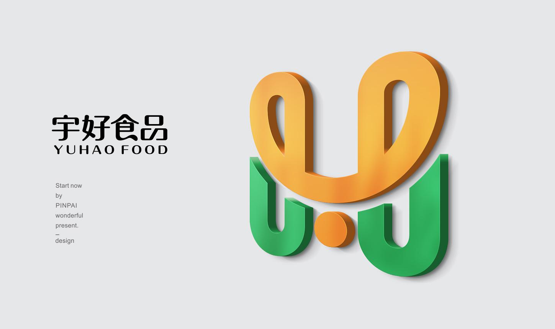 四川宇好食品有限公司LOGO和名片设计_3036241_k68威客网