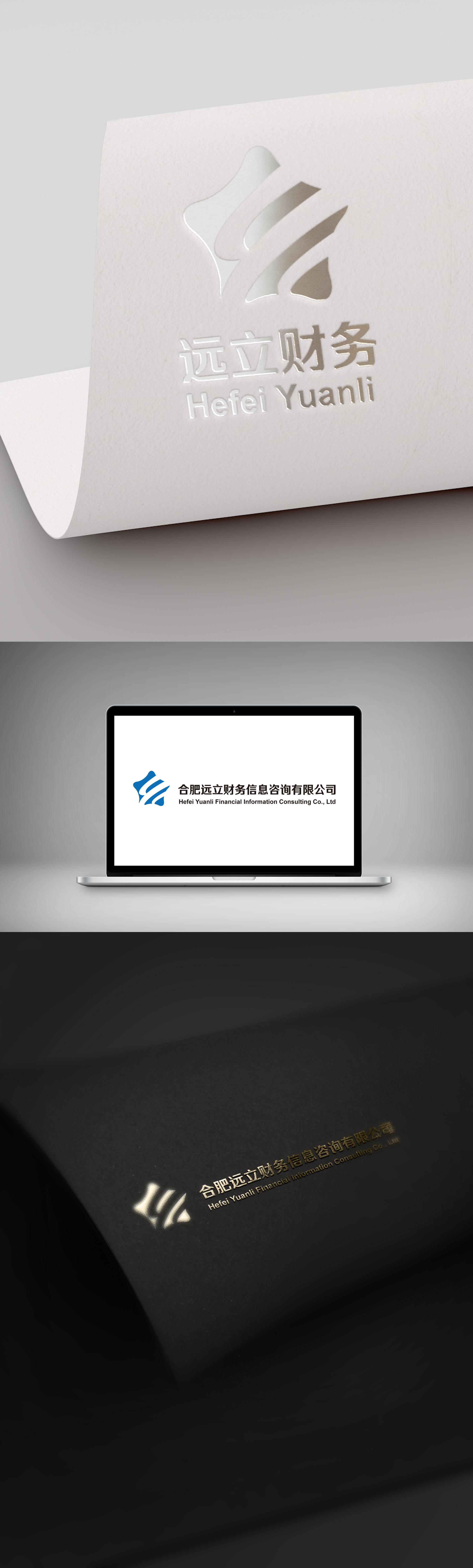 财务代账公司logo设计_3033367_k68威客网