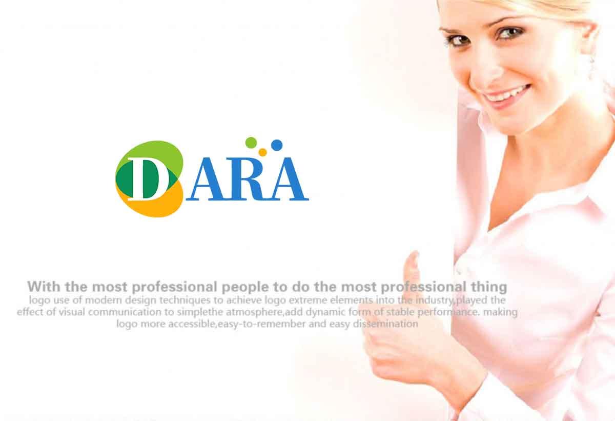 DARA  logo设计_3034687_k68威客网