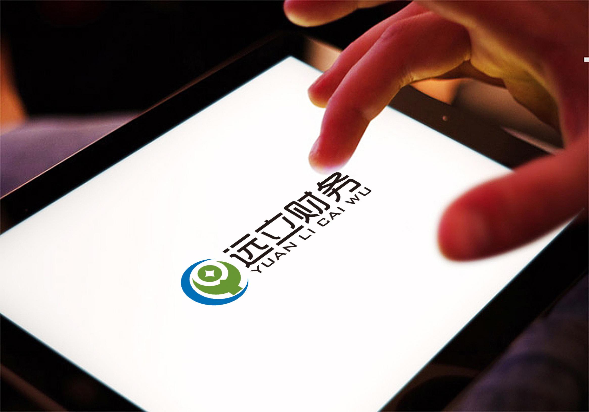 财务代账公司logo设计_3033358_k68威客网