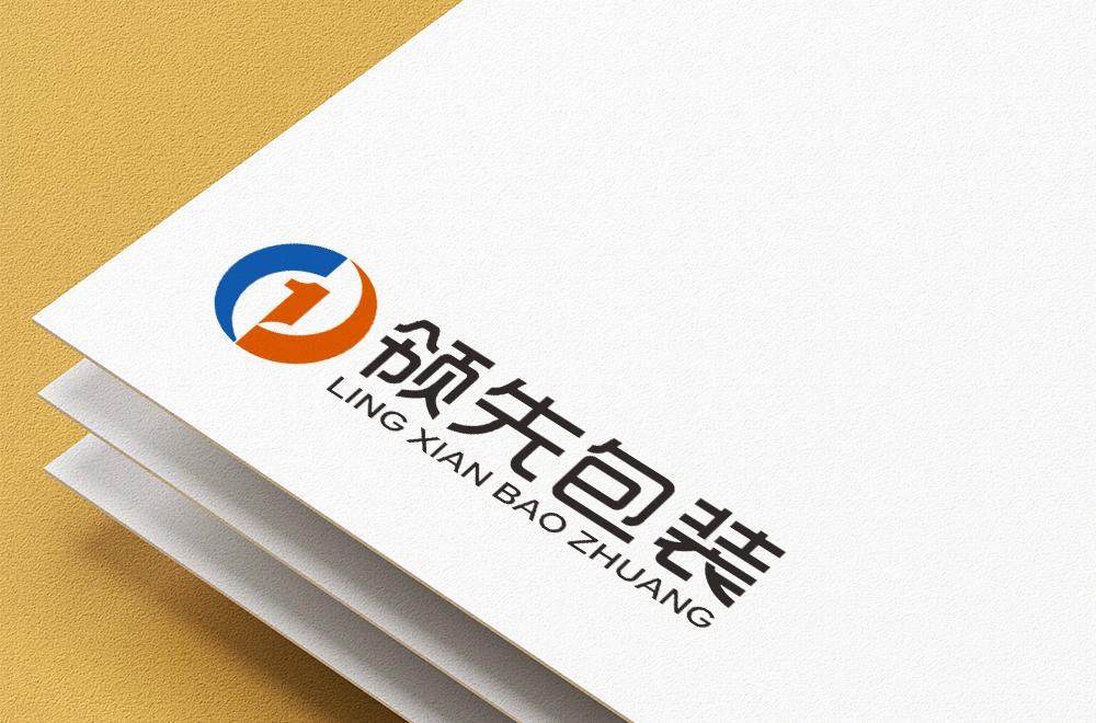 领先包装材料有限公司 logo设计_3036783_k68威客网