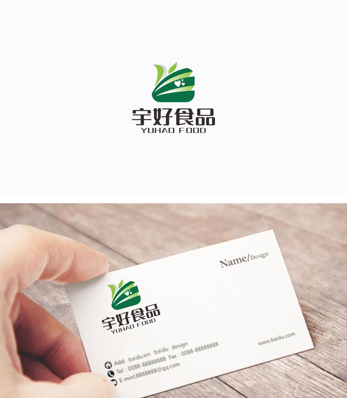 四川宇好食品有限公司LOGO和名片设计_3036186_k68威客网