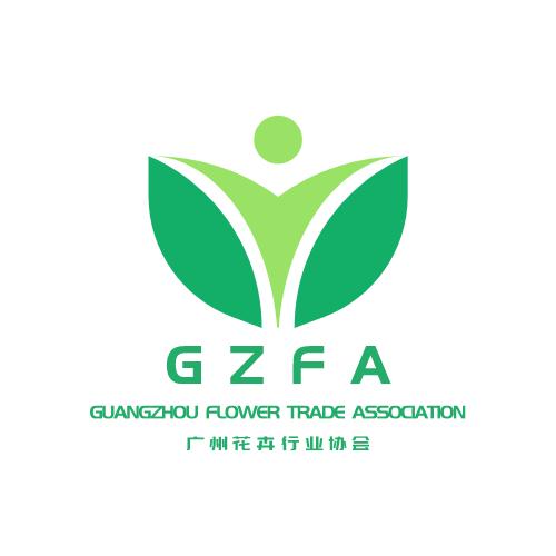广州市花卉行业协会LOGO设计_3032252_k68威客网
